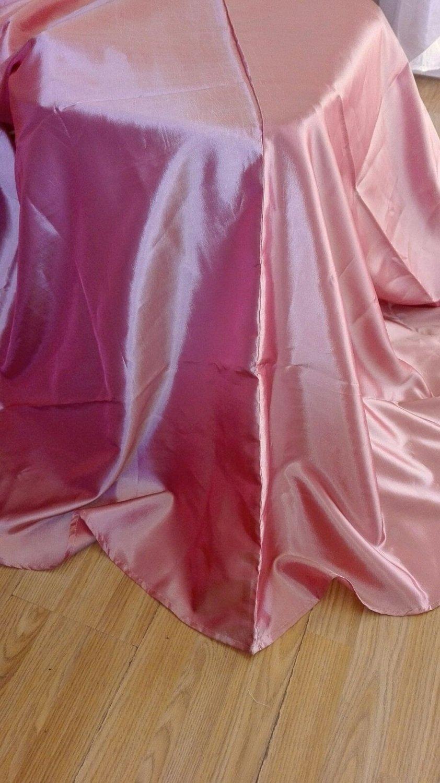 Fata masa tafta roz-somon