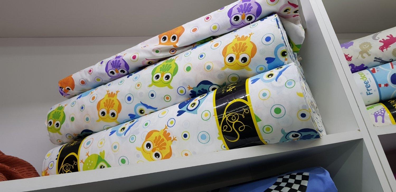 Set lenjerie pat copii - ranforce