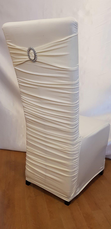 Huse elastice ivory-galbui