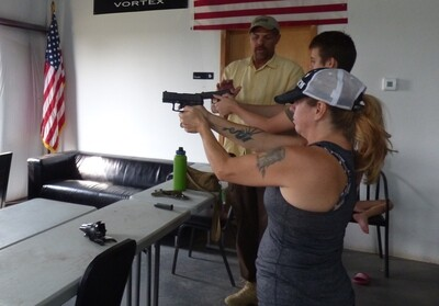 Intro to Firearms (3-Hour Workshop)