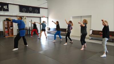 Women's Self Defense (3-hour Workshop)