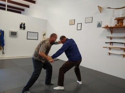 Knife-on-Knife Defense (3-Hour Workshop)