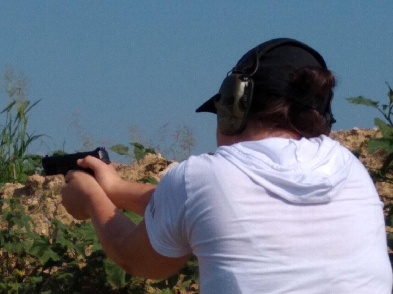 6 wk Handgun Fundamentals (12 hrs)