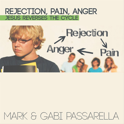Rejection, Pain, Anger - Jesus reverses the cycle - MP3
