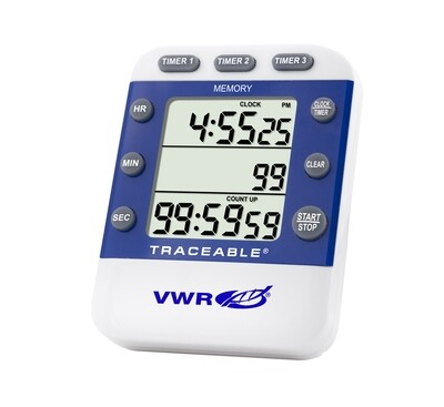 DIGITAL TIMER COUNT DOWN/ UP TRIPLE DISPLAY