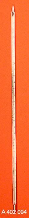 ASTM 11C RANGE: - 6 + 400:2C