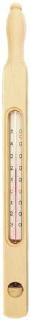 THERMOMETER (wood case)  -30+50;1DEG C