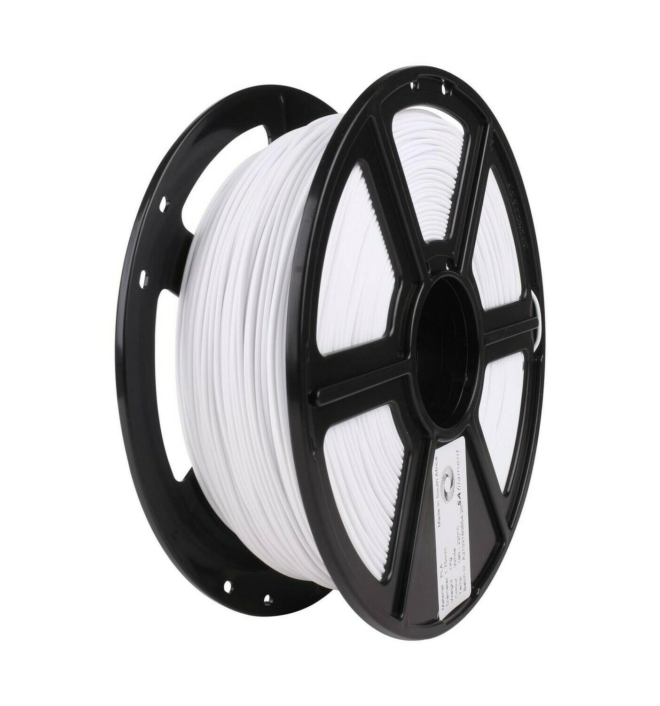 White PLA Filament, 1Kg, 1.75mm by SA Filament