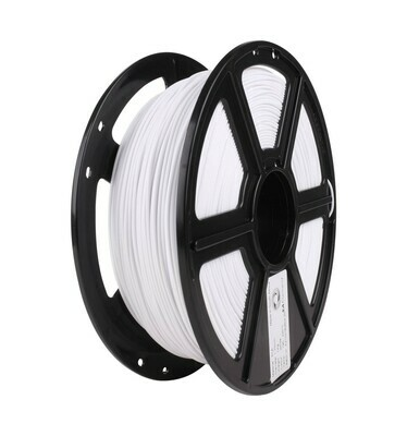 White PLA Filament, 1Kg, 1.75mm by SA Filament