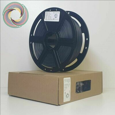 Dark Grey PLA Filament, 1Kg, 1.75mm by SA Filament