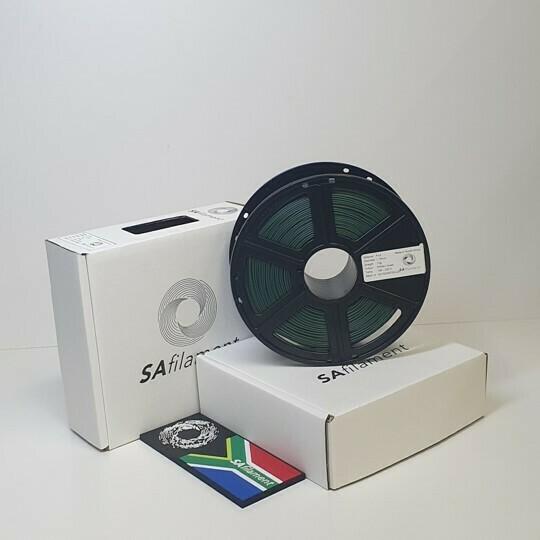 Military Green PLA Filament, 1Kg, 1.75mm by SA Filament