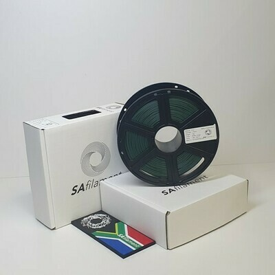Military Green PLA Filament, 1Kg, 1.75mm by SA Filament