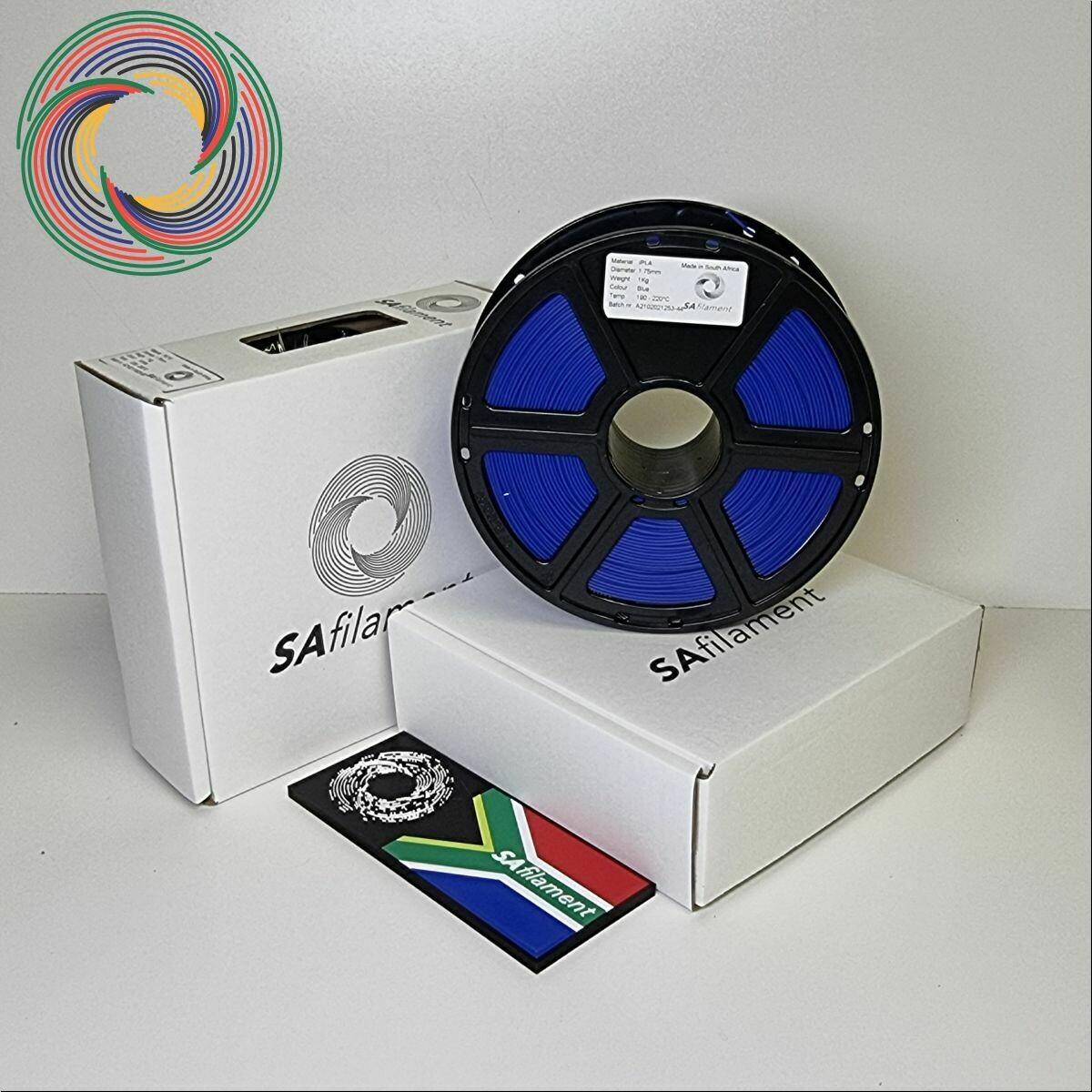 Indigo Blue PLA Filament, 1Kg, 1.75mm by SA Filament