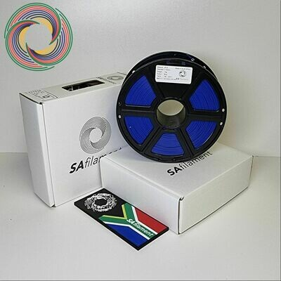 Indigo Blue PLA Filament, 1Kg, 1.75mm by SA Filament