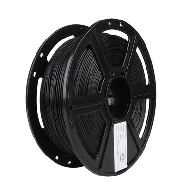 Black PetG Filament, 1Kg, 1.75mm by SA Filament