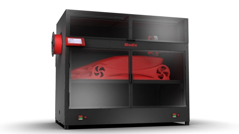 Modix 120X Large Scale 3D Printer
