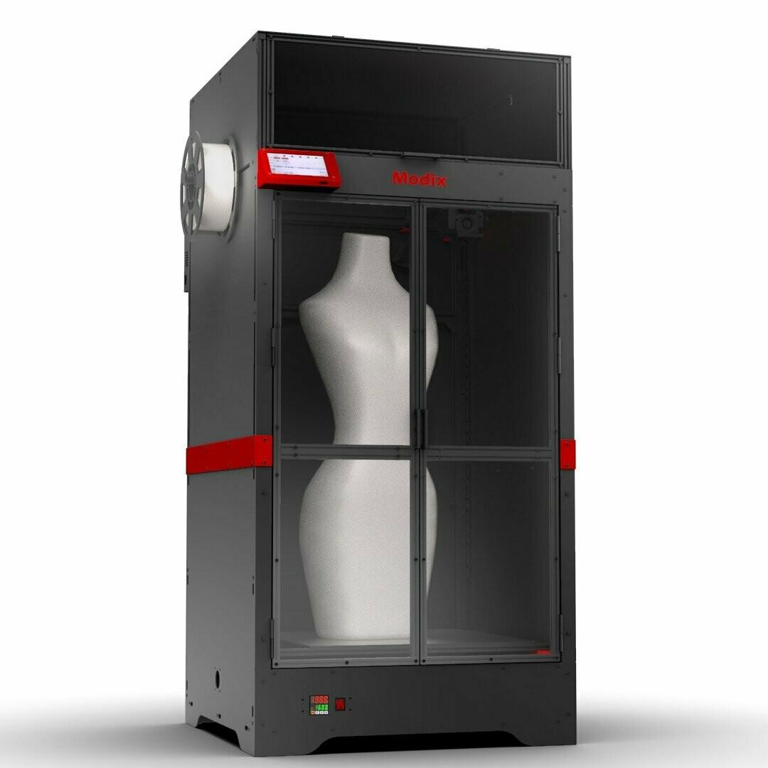 Modix 120Z Large Scale 3D Printer