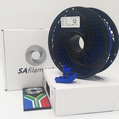 Blue PLA Filament, 1Kg, 1.75mm by SA Filament