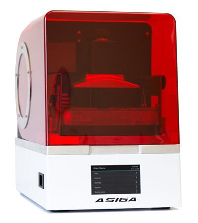 Asiga MAX | MAX UV Professional DLP 3D Printer
