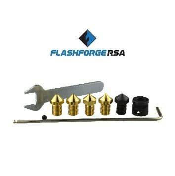 FlashForge Guider IIs Nozzle Kit