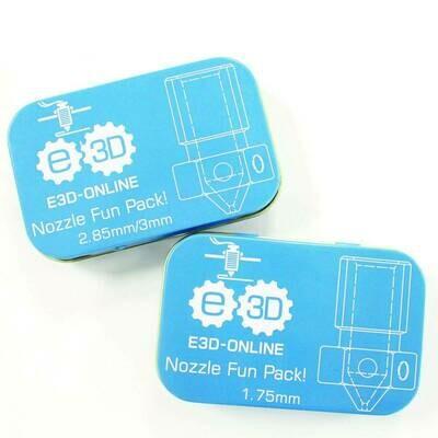 E3D V6 Nozzle Fun Pack 1.75mm
