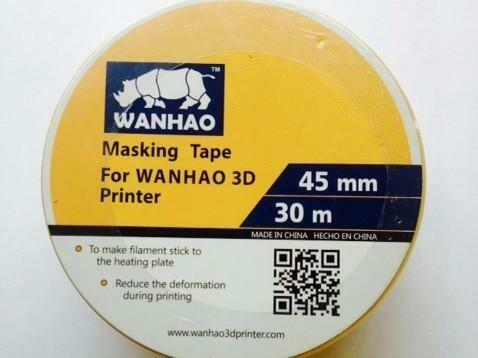 WANHAO Masking Tape