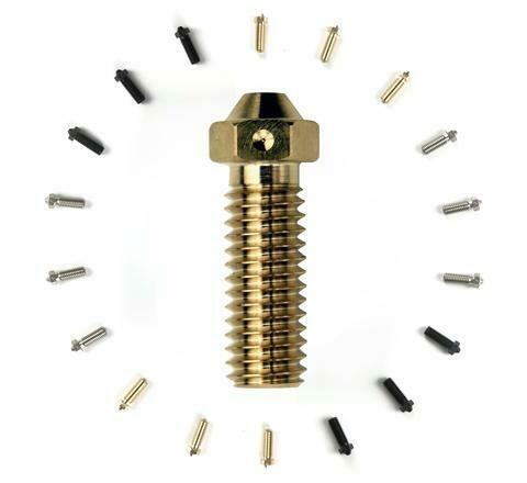 E3D Brass Volcano Nozzle 1.75mm