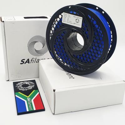 Blue PetG Filament, 1Kg, 1.75mm by SA Filament