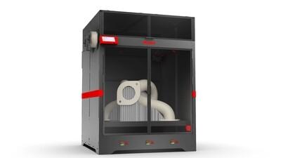 Modix BIG Meter Large Scale 3D Printer