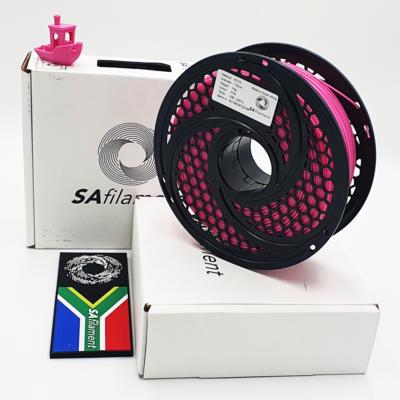 Pink PetG Filament, 1Kg, 1.75mm by SA Filament