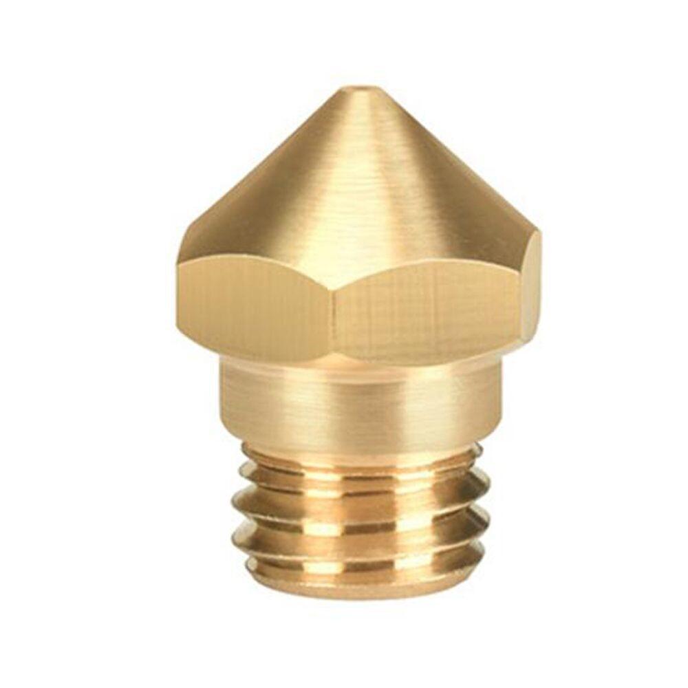 Creality MK10 Brass Nozzle - 0.8mm