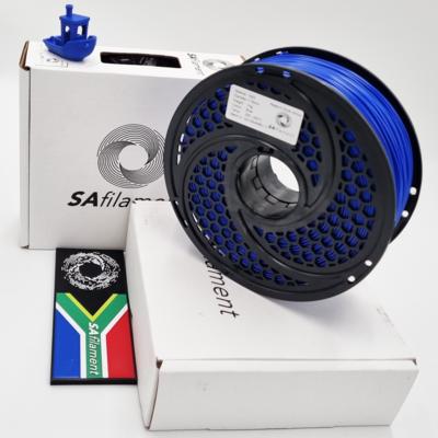 Blue ABS Filament, 1Kg, 1.75mm by SA Filament