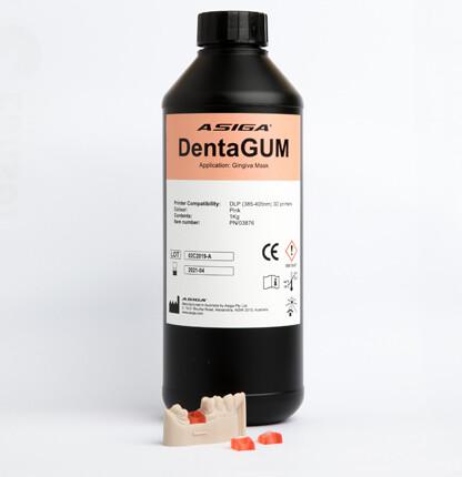 Asiga DentaGUM Resin