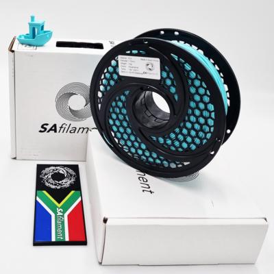 Aquamarine PLA Filament, 1Kg, 1.75mm by SA Filament