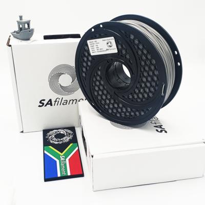 Grey ABS Filament, 1Kg, 1.75mm by SA Filament