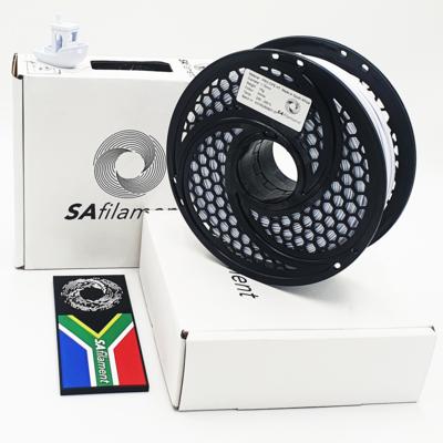 White Pro CPE HT Filament, 1Kg, 1.75mm by SA Filament