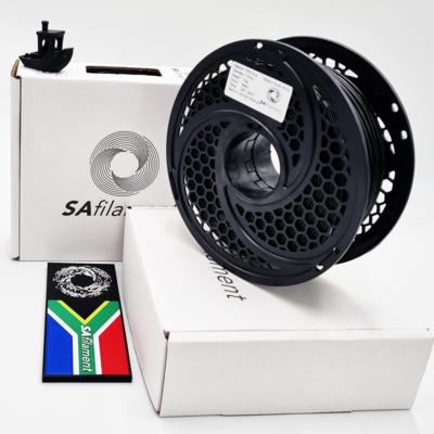 Black Pro PLA Filament, 1Kg, 1.75mm by SA Filament