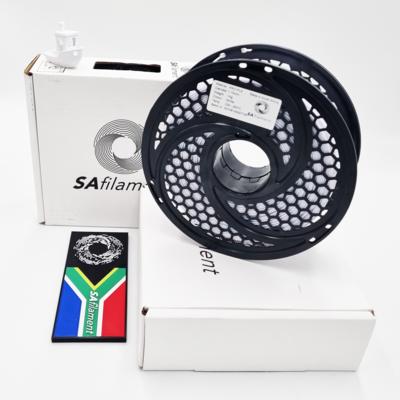 White Pro PLA Filament, 1Kg, 1.75mm by SA Filament