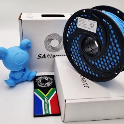Powder Blue PLA Filament, 1Kg, 1.75mm by SA Filament
