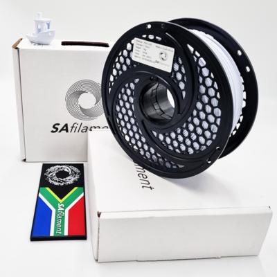 White Pro CPE Filament, 1Kg, 1.75mm by SA Filament
