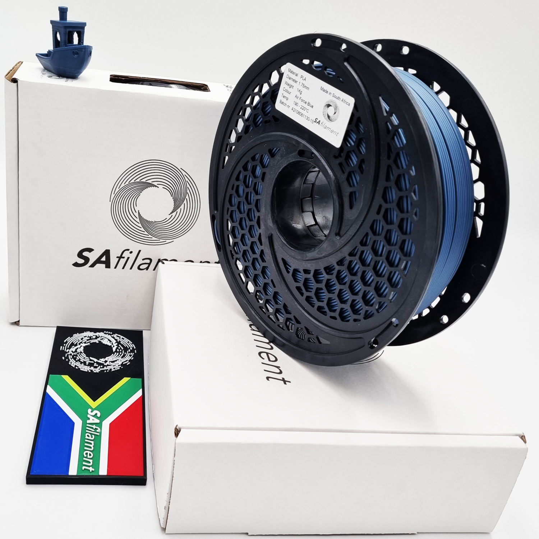 Air-Force Blue PLA Filament, 1Kg, 1.75mm by SA Filament