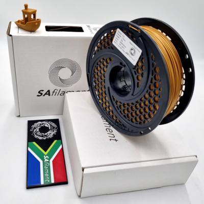 Saddle Brown PLA Filament, 1Kg, 1.75mm by SA Filament