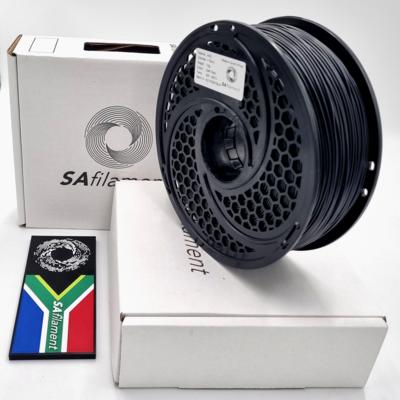 Dark Grey ABS Filament, 1Kg, 1.75mm by SA Filament