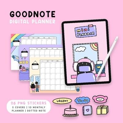 GOODNOTES | MINI PLANNER