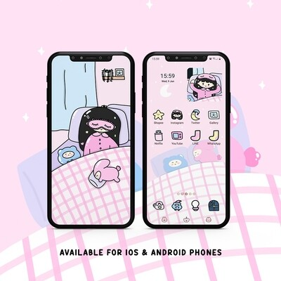 IPHONE THEME | A GOOD NIGHT