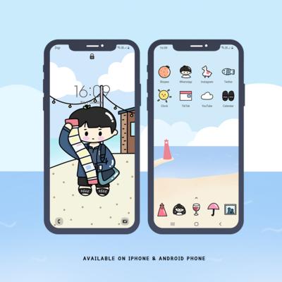 PHONE THEME | HOMETOWN CHU CHU CHU