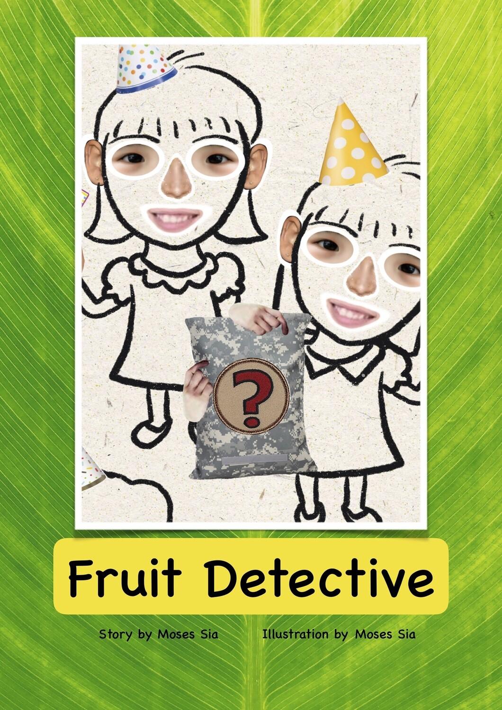 """Fruit Detective""  Story Activity Kit (DIGITAL)"