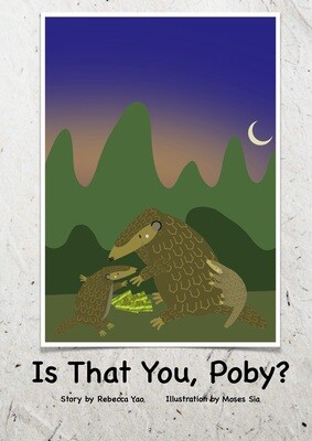 """""""Is that You Poby?""""  Story Activity Kit (DIGITAL)"""