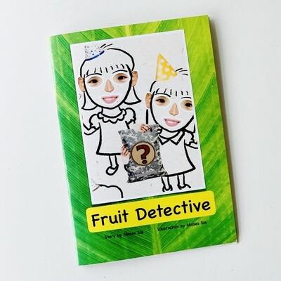 """Fruit Detective""  Story (PAPERBACK)"