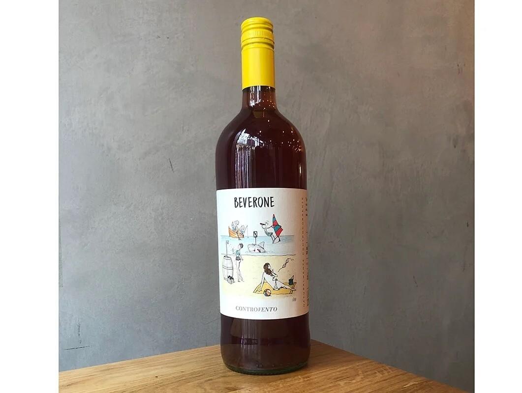 Beverone Controvento - Rosé 1l